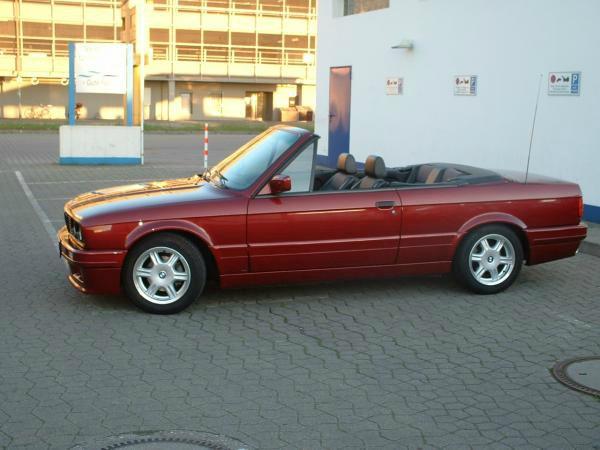 BMW E30 325i M-Paket Last Edition - 3er BMW - E30