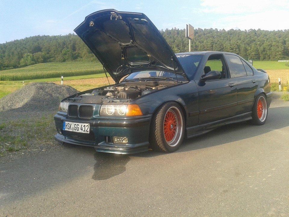 E36 328i |Neulack| AC Schnitzer Typ 1, Class II - 3er BMW - E36