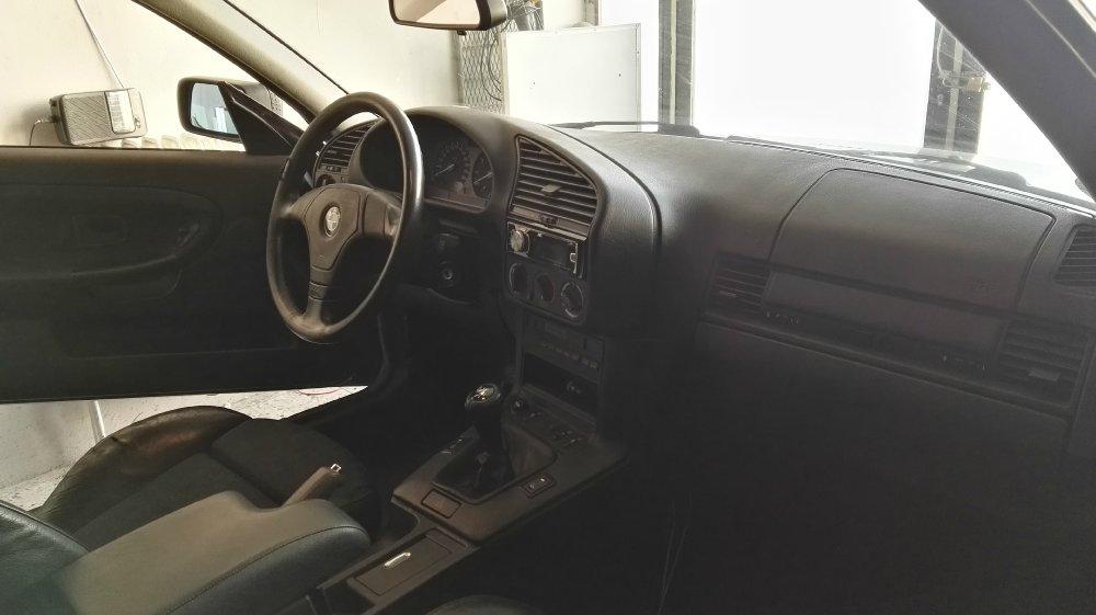 E36 Coupé Wiederaufbau Projekt - 3er BMW - E36
