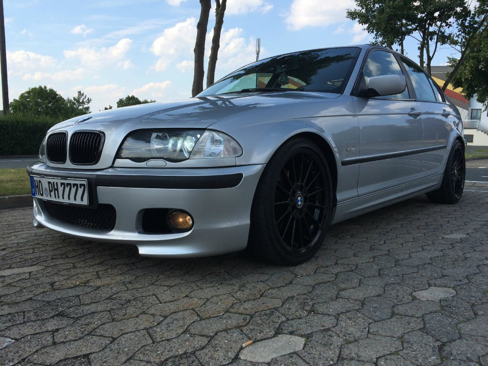 e46 limousine titansilber 3er bmw e46 limousine. Black Bedroom Furniture Sets. Home Design Ideas