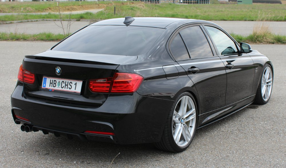 bmw 320d m performance kw v1 vossen cv7 3er bmw f30. Black Bedroom Furniture Sets. Home Design Ideas