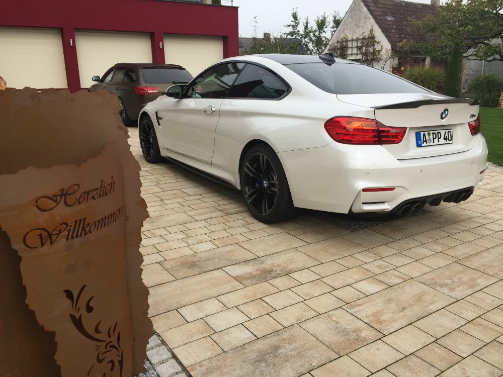 M4 F82 Coupe - Instagram: m4npower - 4er BMW - F32 / F33 / F36 / F82