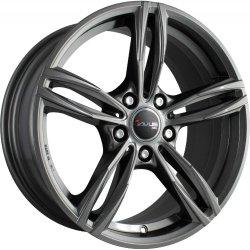- Eigenbau - AVUS Racing AC-MB3 Felge in 8.5x18 ET 37 mit Dunlop SportMaxx RT2 Reifen in 225/40/18 montiert vorn Hier auf einem 3er BMW E46 328i (Coupe) Details zum Fahrzeug / Besitzer