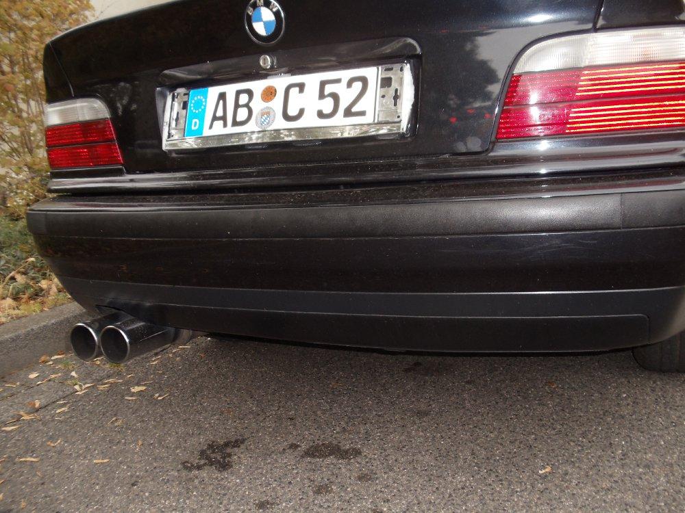 E36 QP Marrakeschbraun #2K19 - 3er BMW - E36