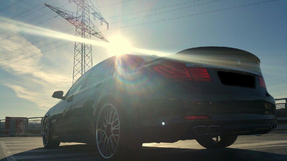 f01 730d - Fotostories weiterer BMW Modelle