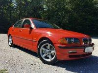 E46 328iA in hellrot - 3er BMW - E46 - IMG_3955.jpg