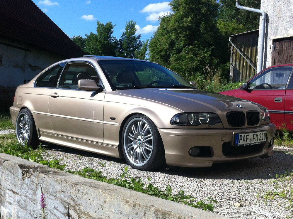 e46 320ci mperformance 3er bmw e46 coupe tuning fotos bilder stories. Black Bedroom Furniture Sets. Home Design Ideas