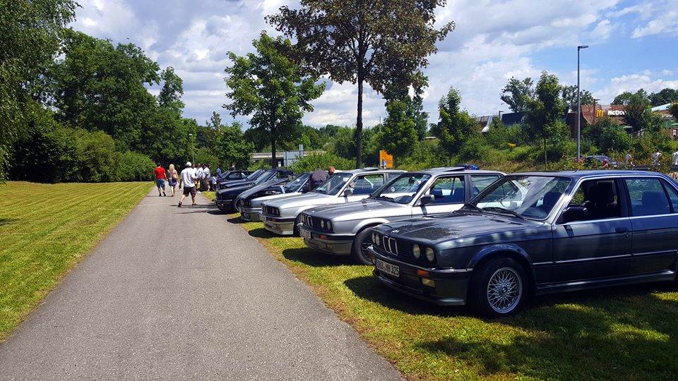 Das 5te e30 Legenden Treffen Türkheim - Fotos von Treffen & Events