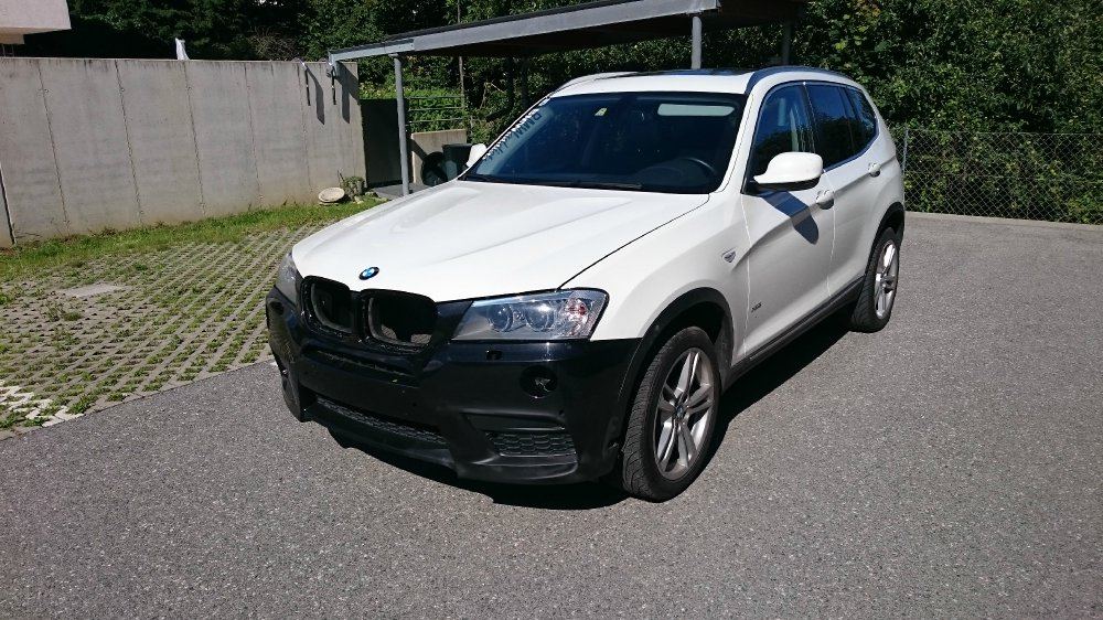 X3 - built, not bought - BMW X1, X2, X3, X4, X5, X6, X7