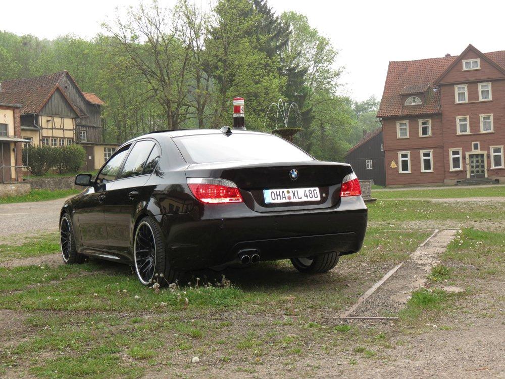 Doppel Vierzylinder - 5er BMW - E60 / E61