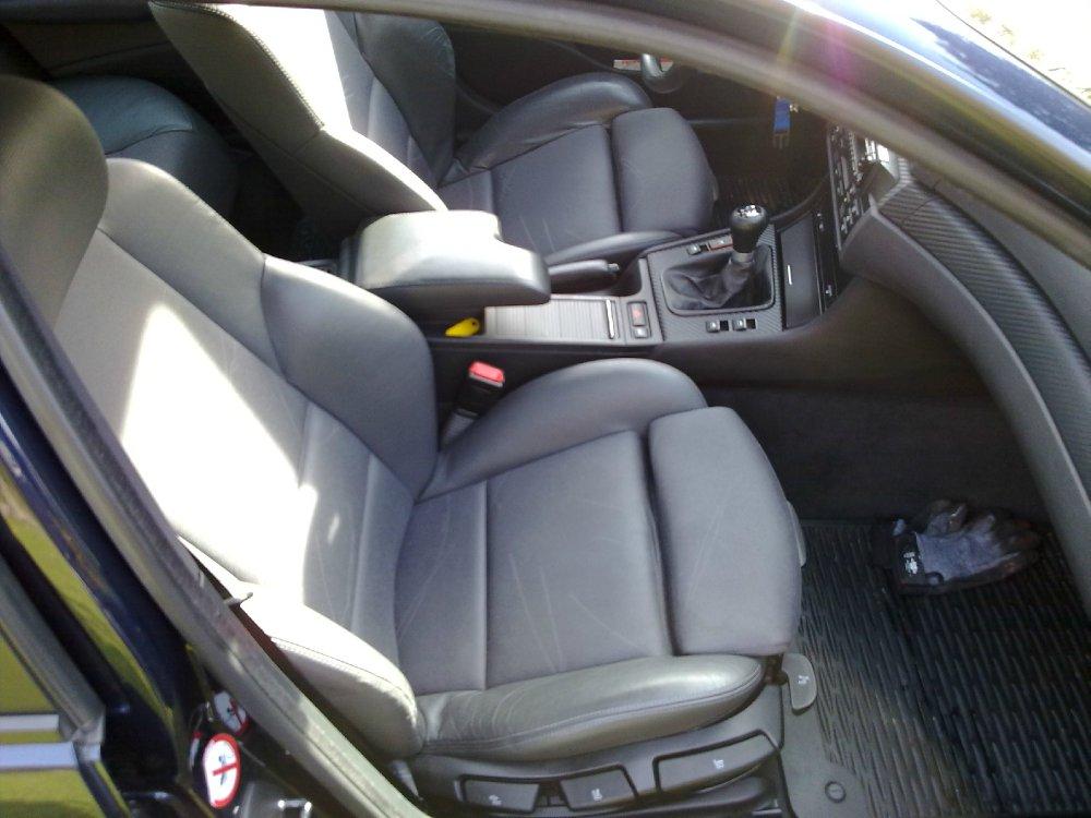 ...bis ein Rentner kam!!! - 3er BMW - E46