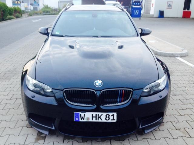 E91 330d Touring M3 umbau - 3er BMW - E90 / E91 / E92 / E93