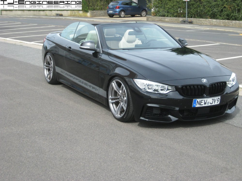 435i cabrio m4 felgen performance parts uvm 4er bmw. Black Bedroom Furniture Sets. Home Design Ideas