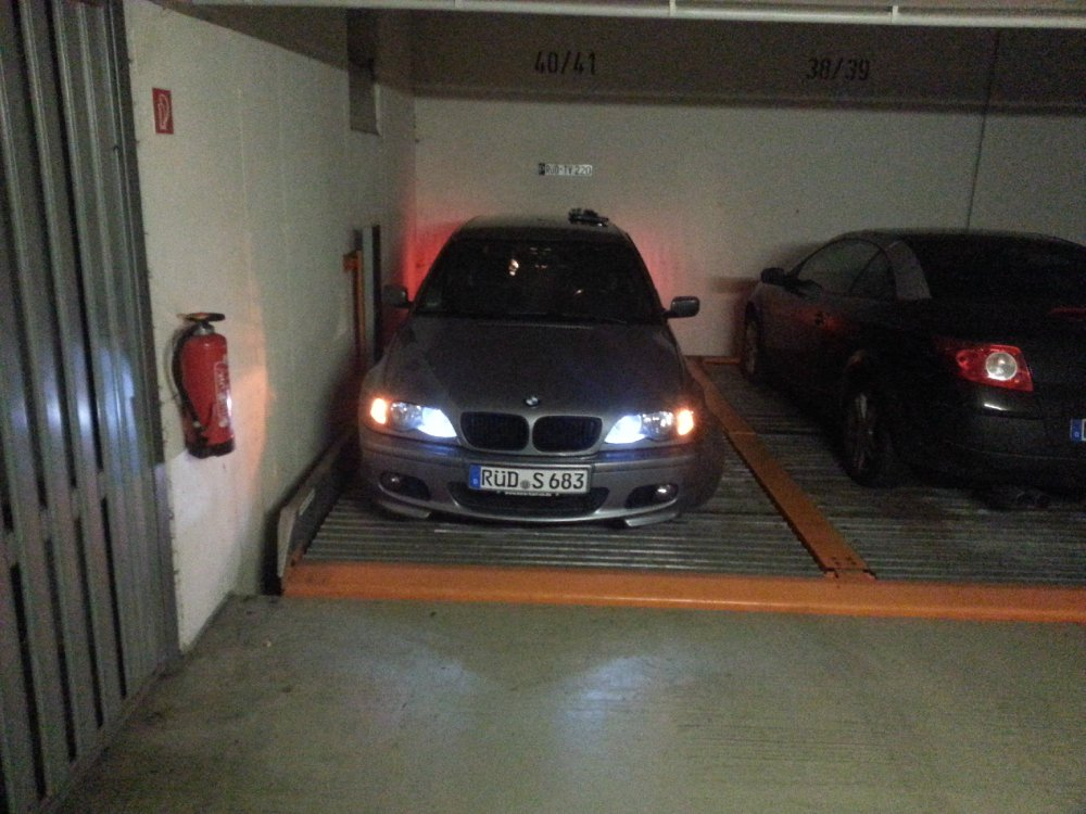 Project-X - 3er BMW - E46