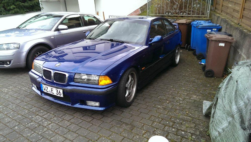 Der Clubsport - 3er BMW - E36