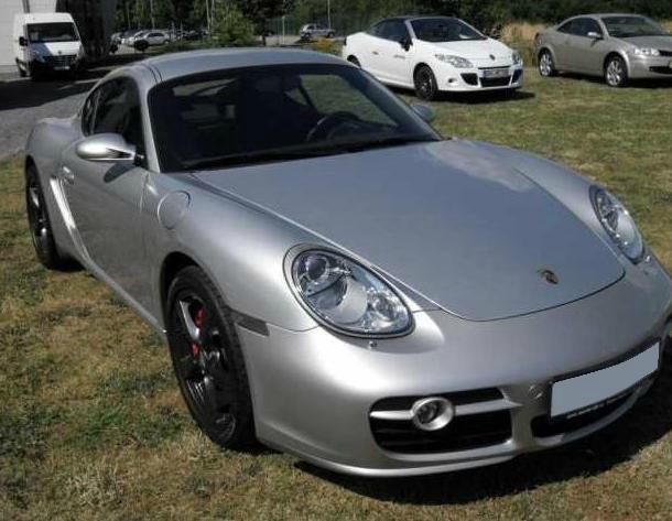 Porsche Cayman S (987c) - Fremdfabrikate
