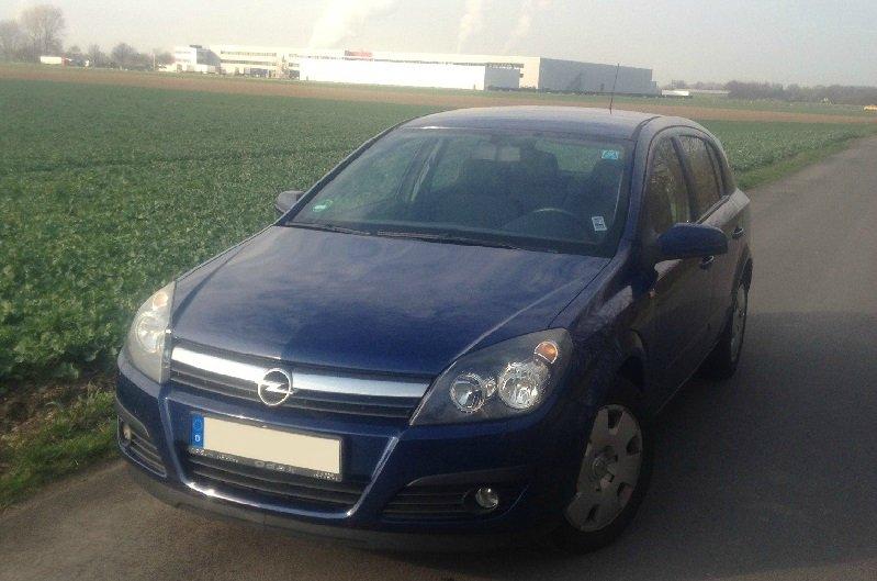 Opel Astra H - Fremdfabrikate