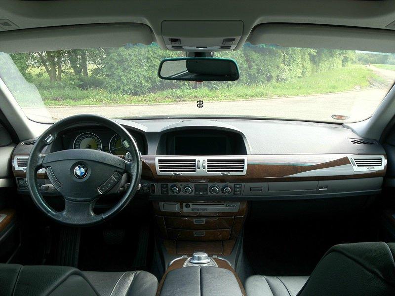 Diplomatenfahrzeug E66 750Li - Fotostories weiterer BMW Modelle