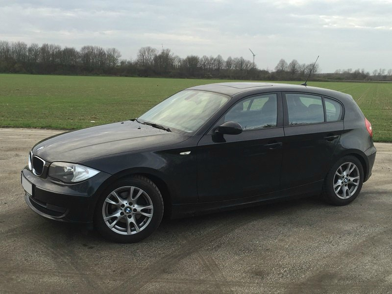 BMW 118i E87 - 1er BMW - E81 / E82 / E87 / E88