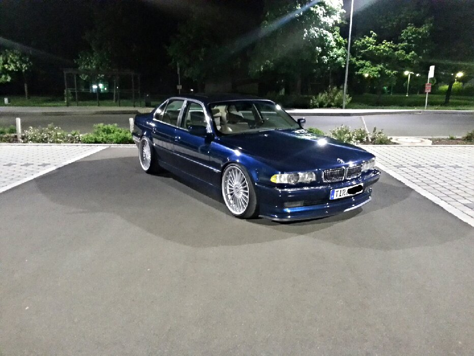 BMW E38 735i - Fotostories weiterer BMW Modelle