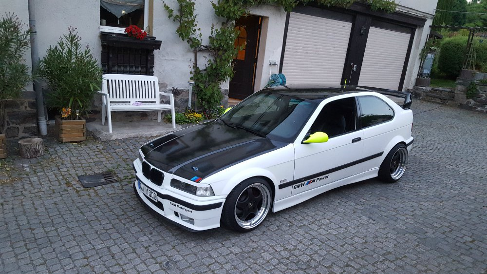M3 Compact - 3er BMW - E36