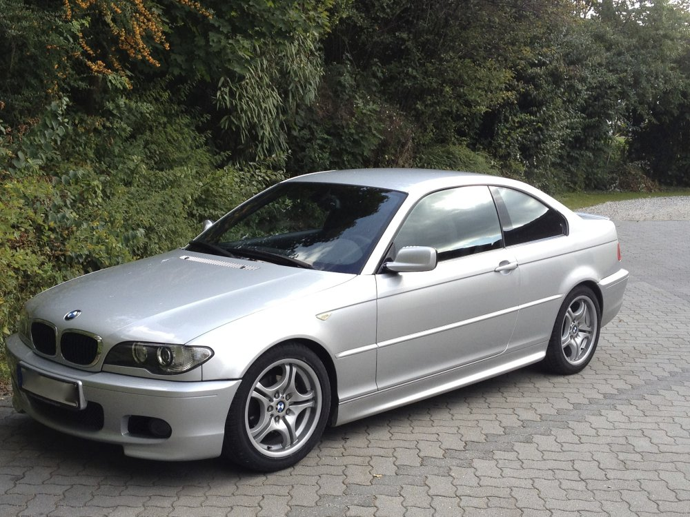 e46 318ci m paket 3er bmw e46 coupe tuning. Black Bedroom Furniture Sets. Home Design Ideas