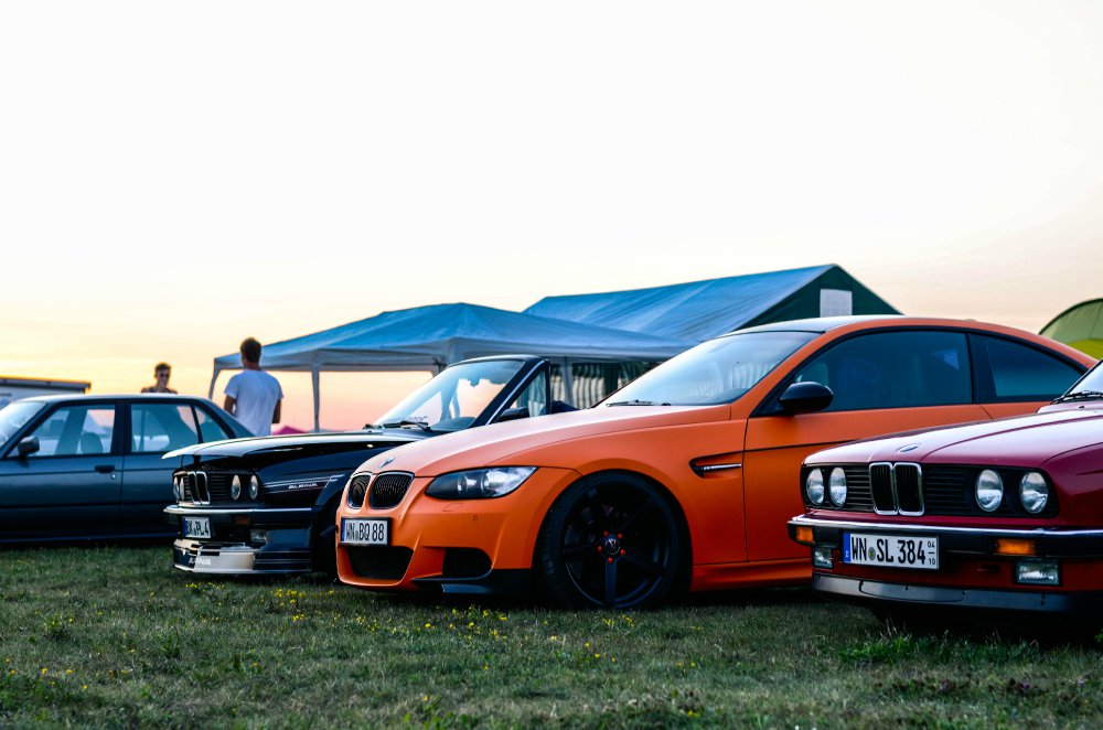 Asphaltfieber '14 - Fotos von Treffen & Events