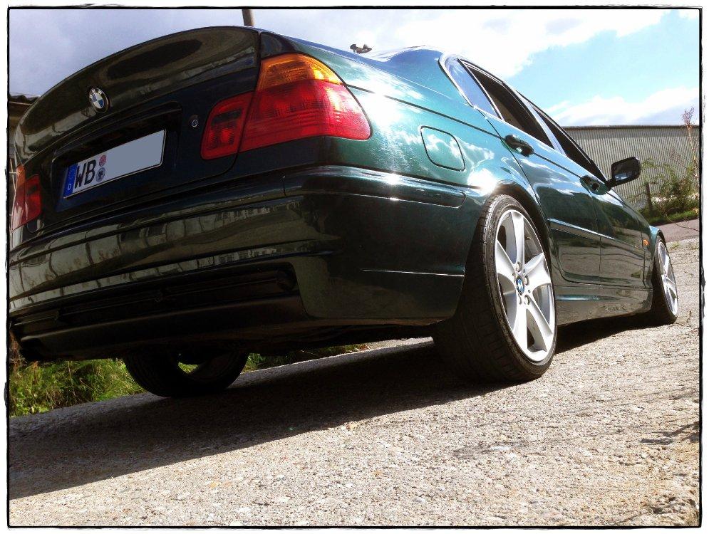 318i umbau auf M54B30 sehr viele Nachrüstungen - 3er BMW - E46