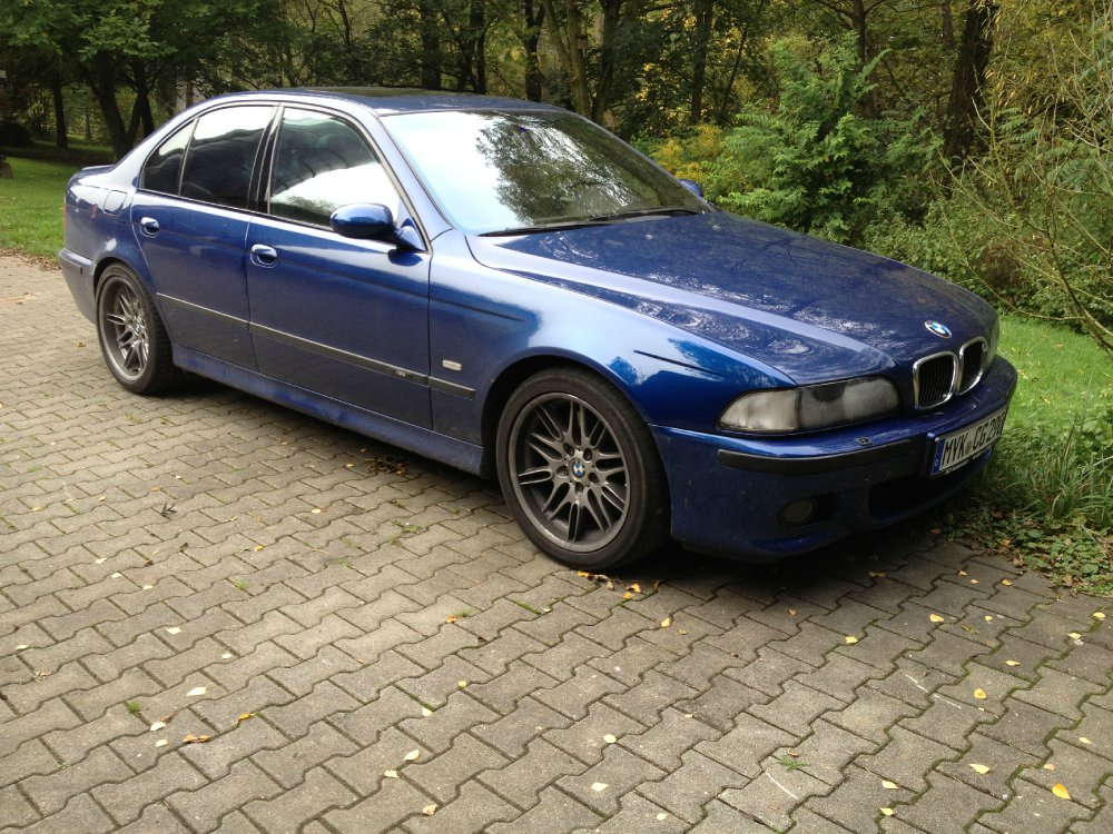 Peschejupp - 5er BMW - E39