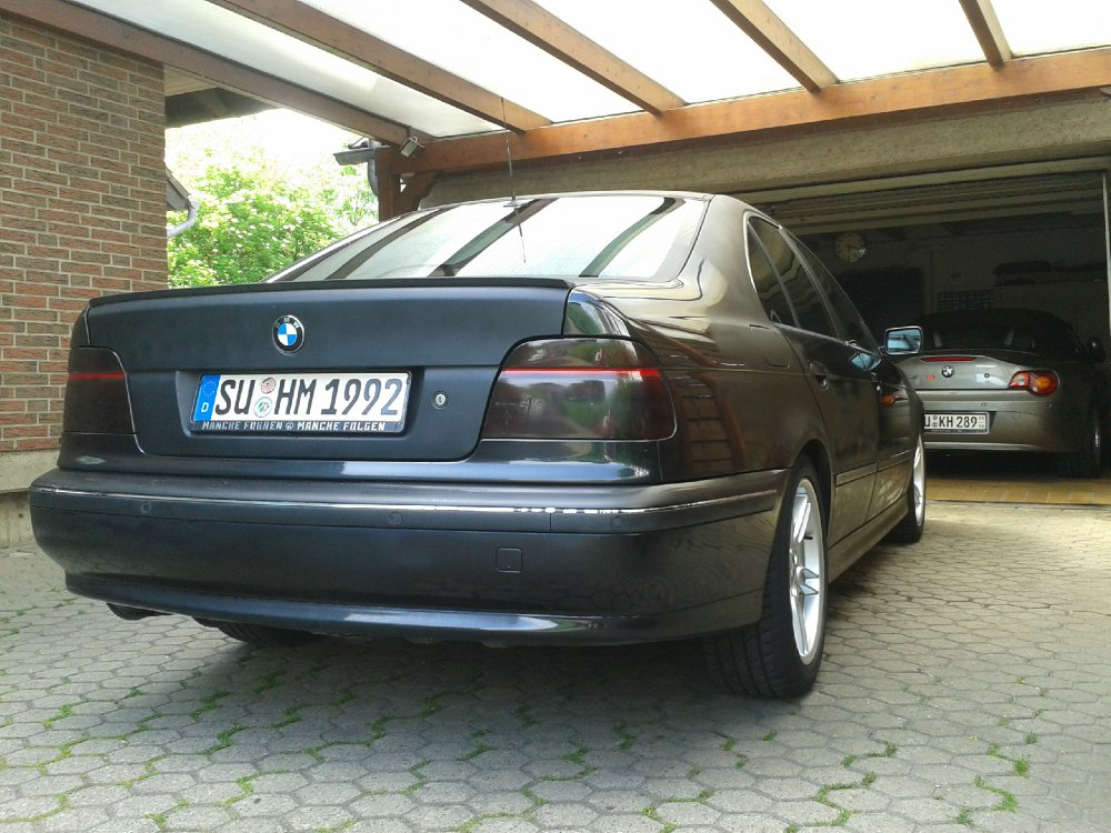528i - 5er BMW - E39