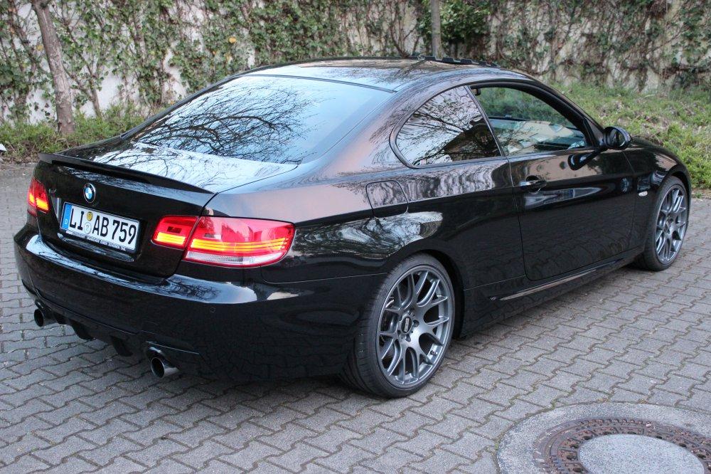 335i M Performance Black 3er Bmw E90 E91 E92 E93