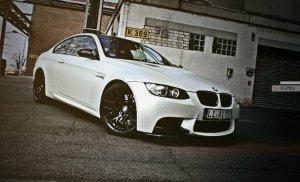 Mein Dritter - M3 Matt Perlmutt Wrap - 3er BMW - E90 / E91 / E92 / E93
