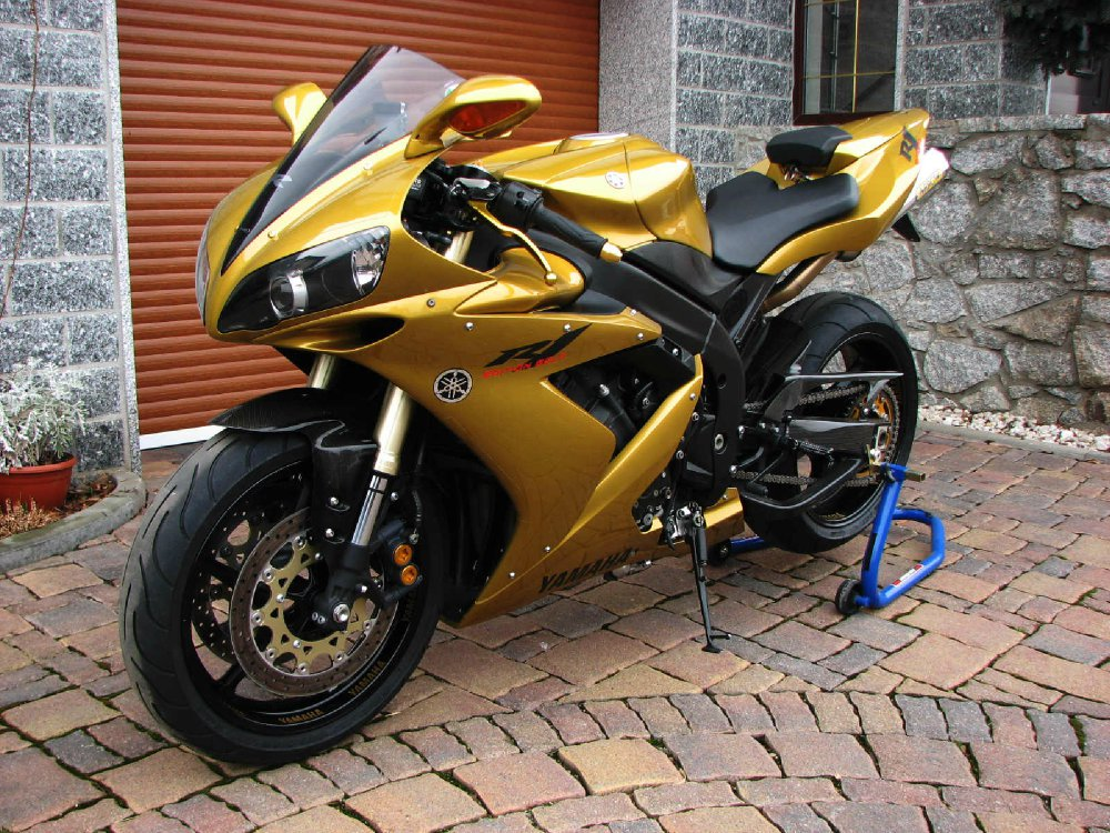 R1 Gold 2004 Rn12 Fremdfabrikate Quot Sonstige Quot Tuning