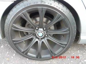 - NoName/Ebay -  Felge in 9x18 ET 25 mit marangoni  Reifen in 225/40/18 montiert hinten Hier auf einem 3er BMW E46 323i (Limousine) Details zum Fahrzeug / Besitzer