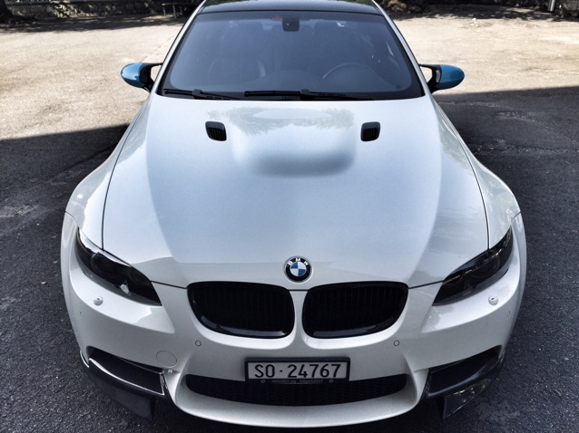 BMW ///M3 E92 - 3er BMW - E90 / E91 / E92 / E93
