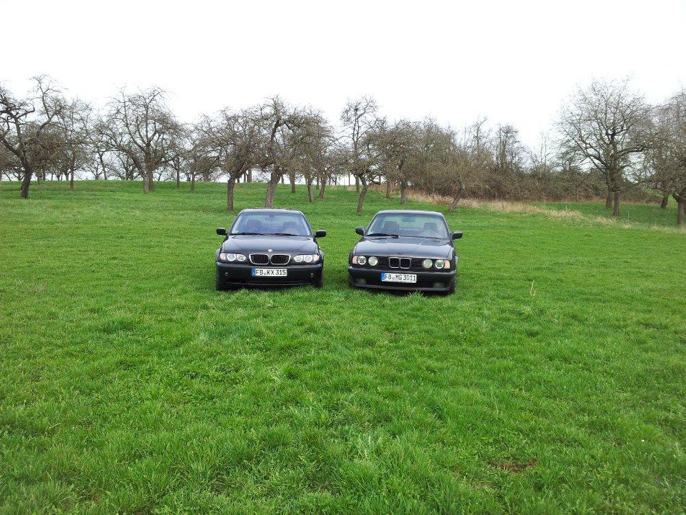 Mein Baby -> 320d E46 - 3er BMW - E46