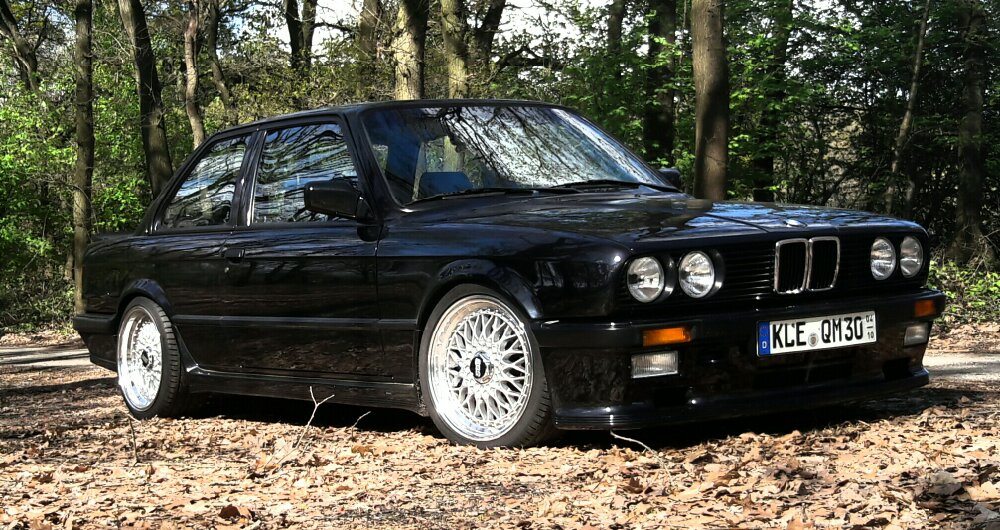 E30 2,7 M-Technik 1 - 3er BMW - E30