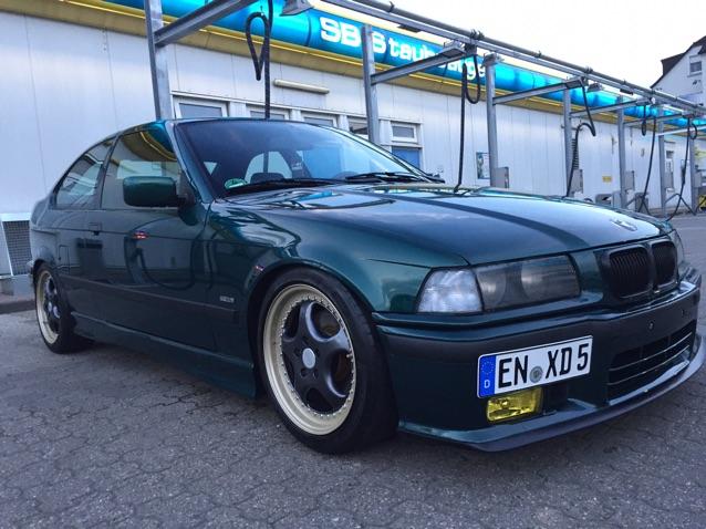 E36, 323ti Compact - 3er BMW - E36