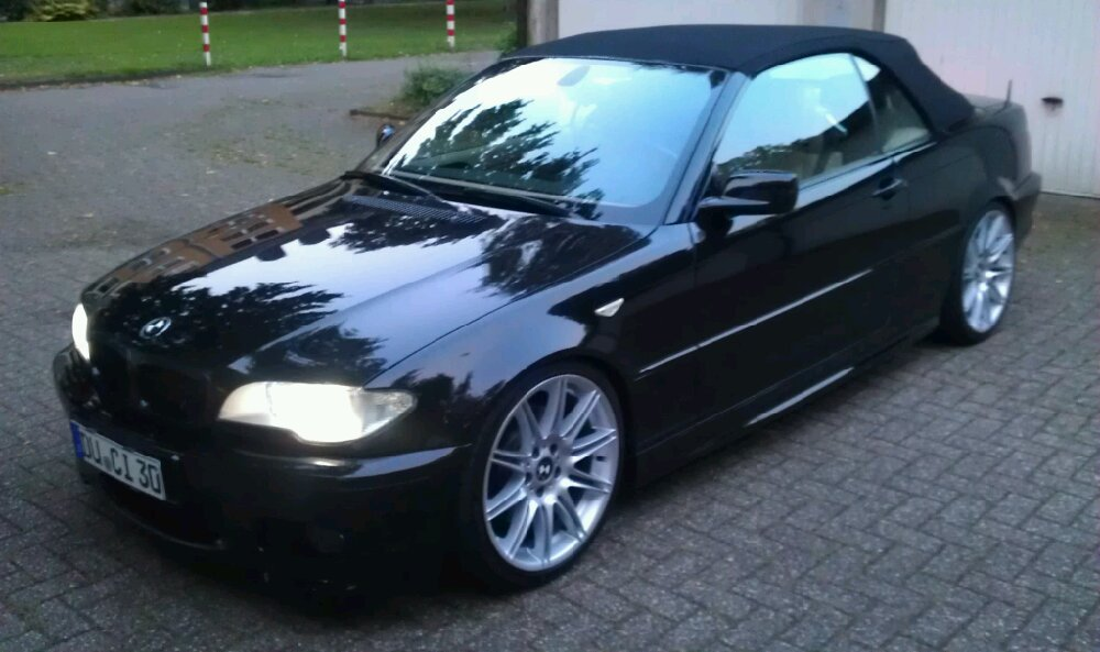e46 cabrio 330i m paket ii smg 3er bmw e46 cabrio. Black Bedroom Furniture Sets. Home Design Ideas