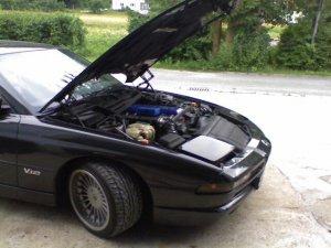 Alpina  Felge in 9x18 ET 12 mit Falken  Reifen in 245/40/18 montiert vorn Hier auf einem 8er BMW E31 850i (Coupe) Details zum Fahrzeug / Besitzer