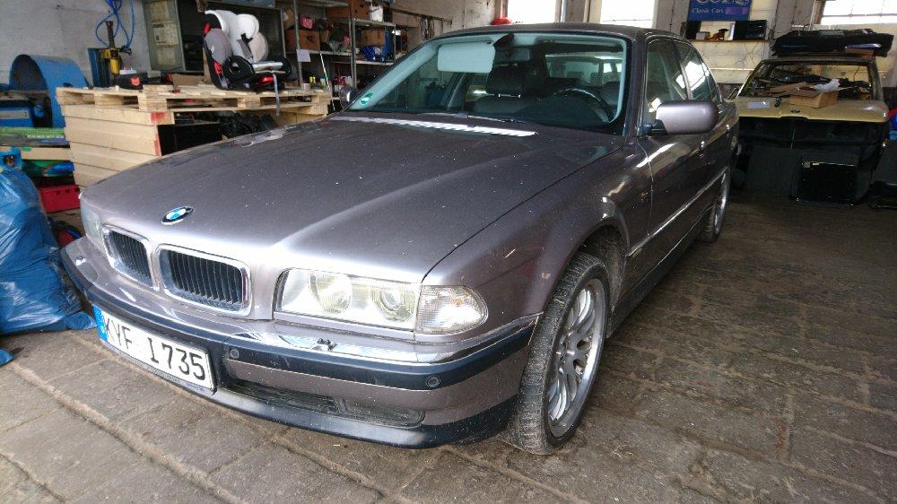 V8 3,5L vollaustattung - Fotostories weiterer BMW Modelle