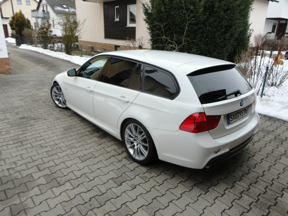 bmw 3er e91 320d touring e91 lci wei fahrzeugdaten. Black Bedroom Furniture Sets. Home Design Ideas