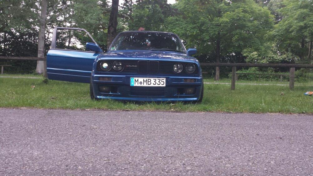 E30 325I M Technik II Neue Felgen - 3er BMW - E30