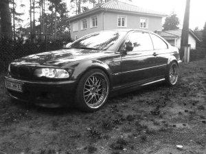 Work rezax Felge in 10.5x19 ET  mit kumho  Reifen in 275/30/19 montiert hinten Hier auf einem 3er BMW E46 M3 (Coupe) Details zum Fahrzeug / Besitzer