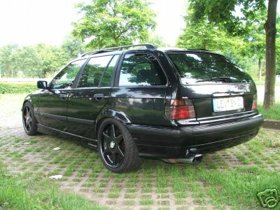 mein 320i ac schnitzer touring 3er bmw e36 touring. Black Bedroom Furniture Sets. Home Design Ideas