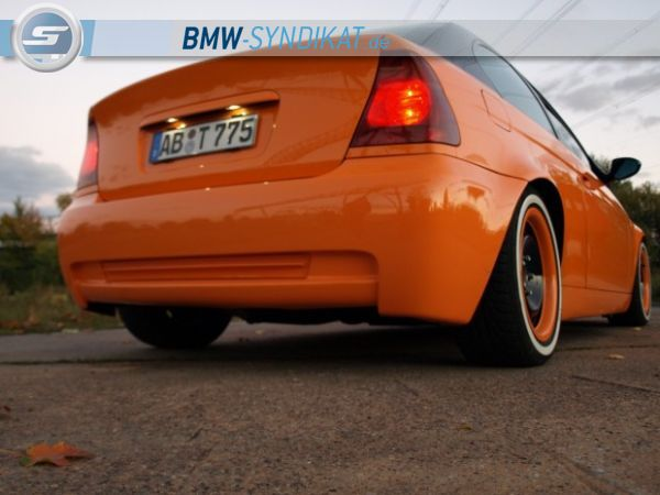 orange 325ti compact oldschool 3er bmw e46 compact. Black Bedroom Furniture Sets. Home Design Ideas