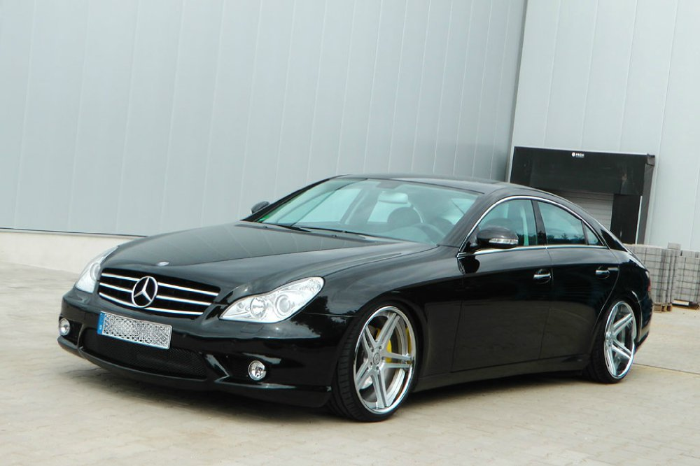 Mercedes Cls C219 Deep Pressive ★ Verkauft