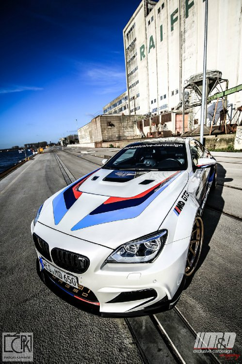 M6 GT3 Style - BMW F13 650i Coupe - PD6XX Widebody - Fotostories weiterer BMW Modelle