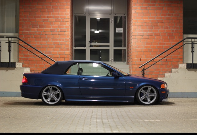 E46 325 CI  Individual - 3er BMW - E46