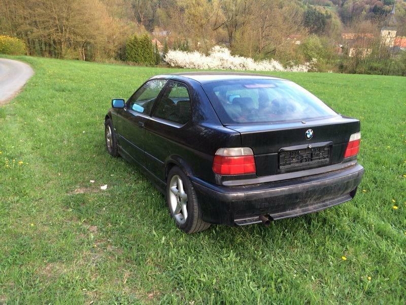 """"""" ti - Projekt """" Story wird überarbeitet - 3er BMW - E36"""